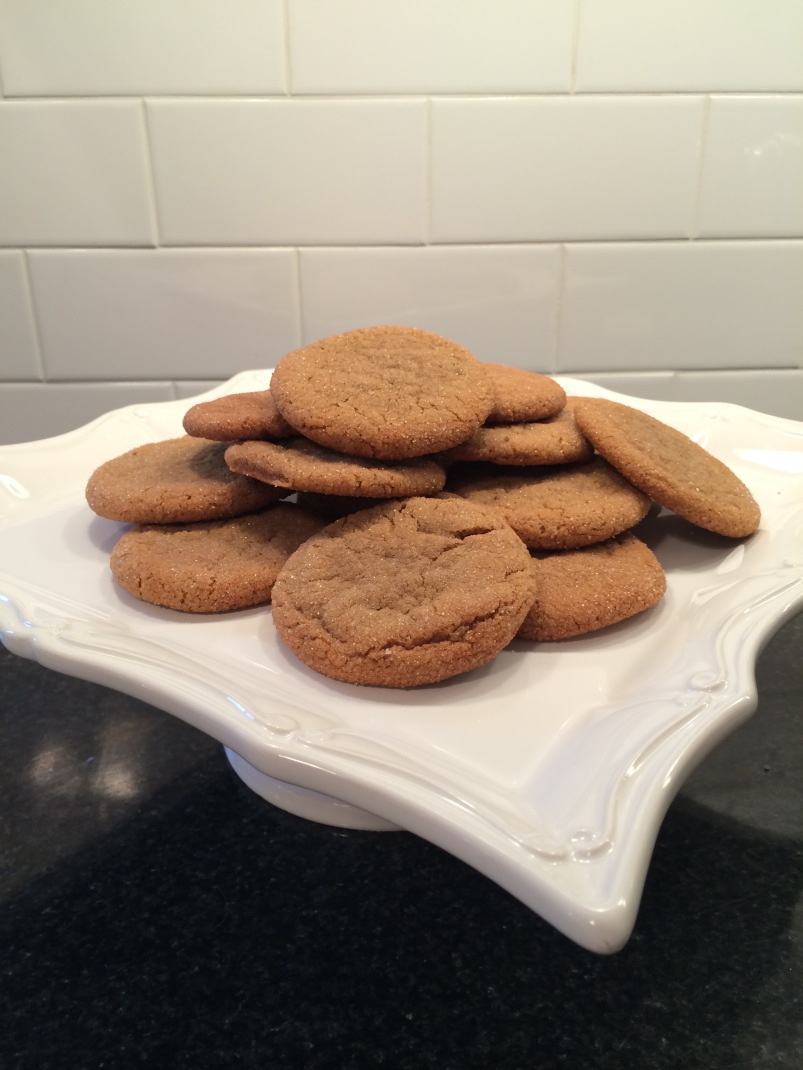 These cookies are fantastic served warm with a glass of cold milk.