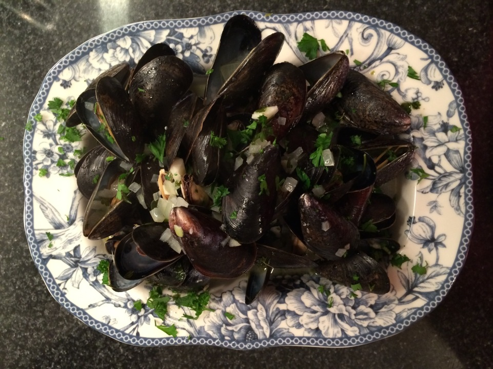 Mussels are so delicious and surprisingly simple to prepare.